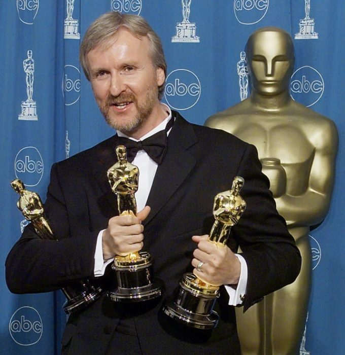 James cameron oscares