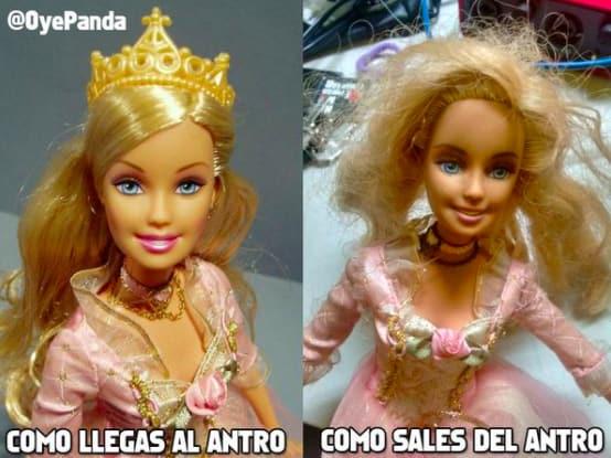 antro barbie