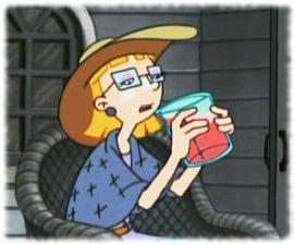 mama de Helga Alcoholica