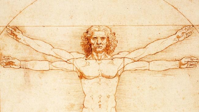 el cuerpo del hombre