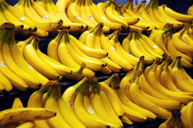 plátanos amarillos