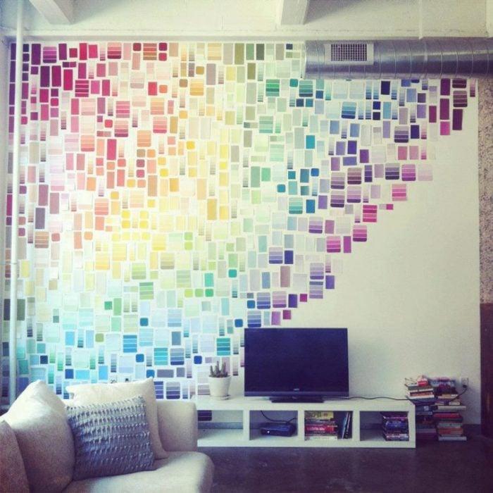 Стены цвета