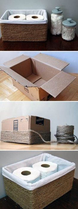 Коробка элегантный