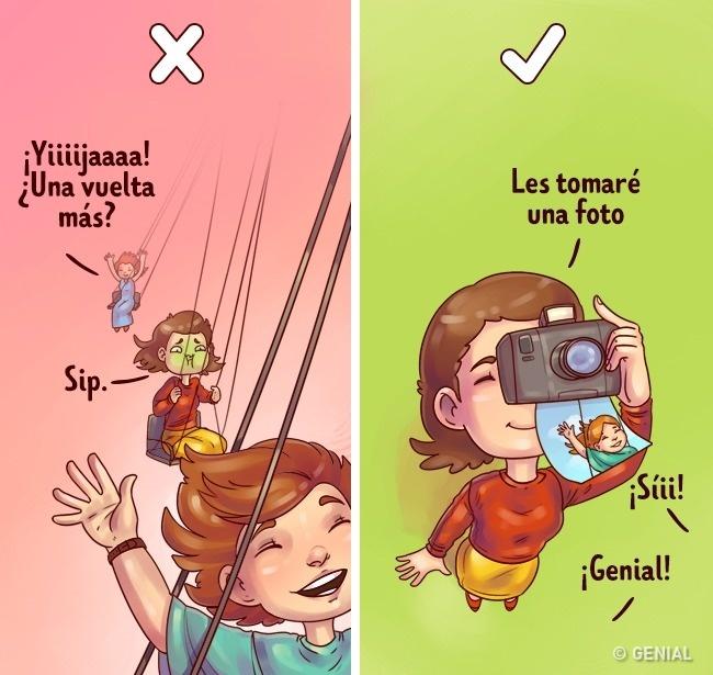 errores de conducta fotografía