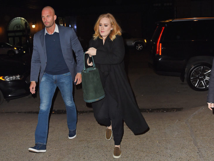 Guardaespaldas Adele