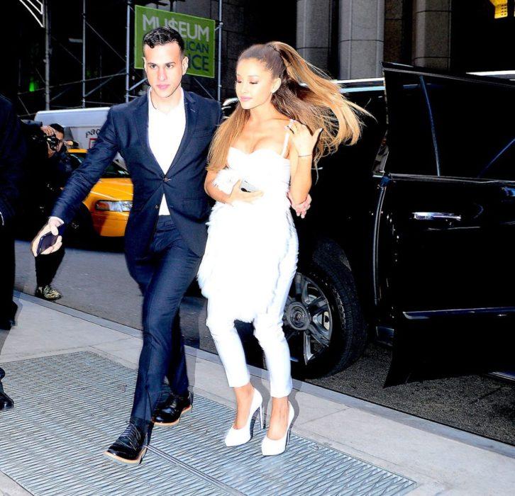Guardaespaldas Ariana