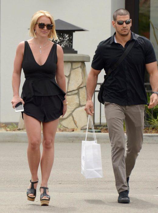 Guardaespaldas Britney