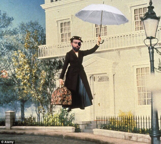 mary poppins pirata