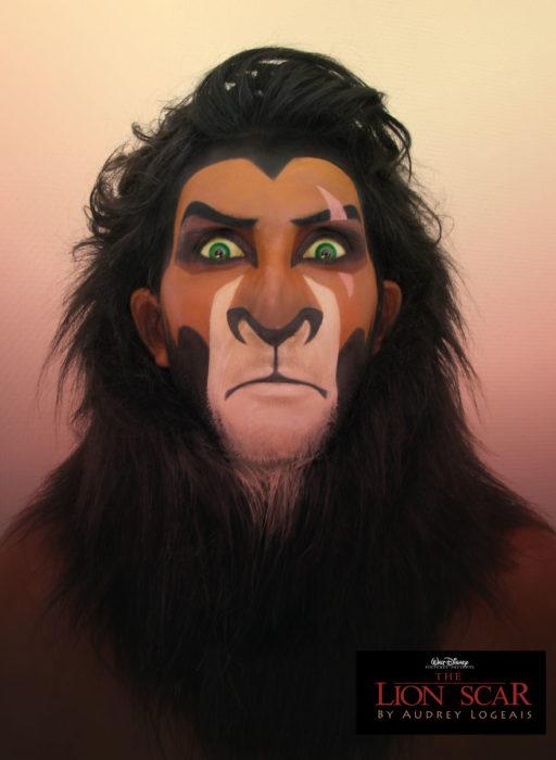 Scar el rey león