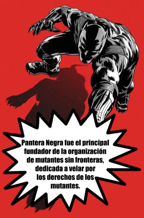 pantera negra universo marvel datos curiosos superhéroes