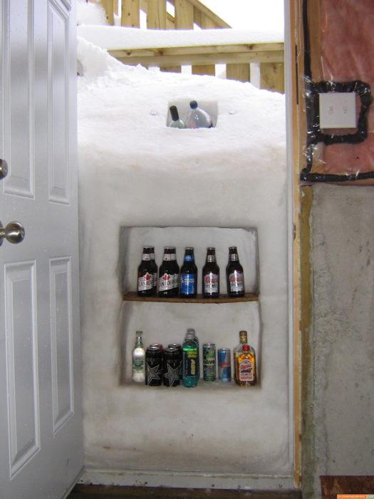 bar nieve