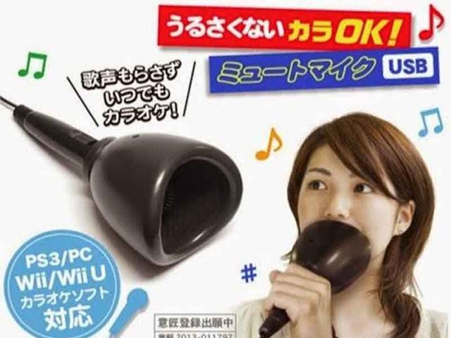 Micrófono silenciador