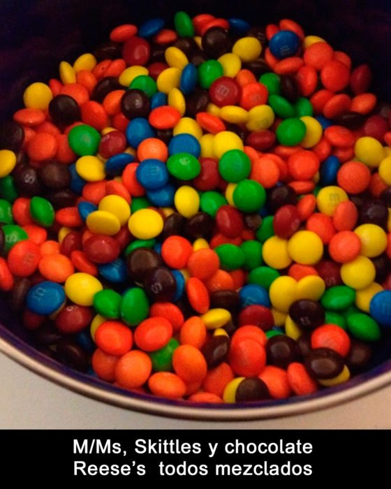 m&ms stikless y resses