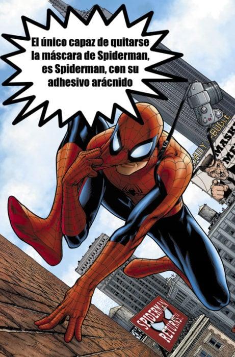 spiderman universo marvel datos curiosos superhéroes