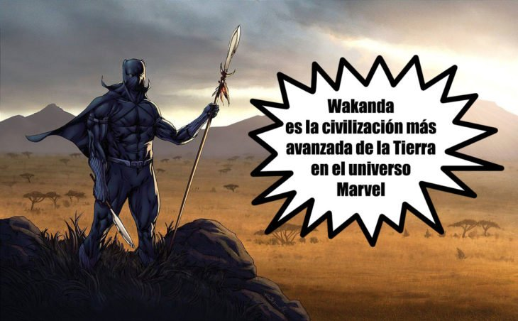 Wakanda universo marvel datos curiosos superhéroes