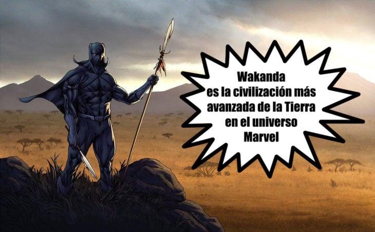 Wakanda universo marvel datos curiosos superhéroes