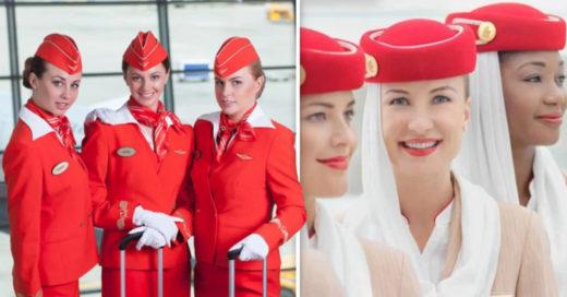 Cover Las 10 compañías aéreas con las azafatas más atractivas