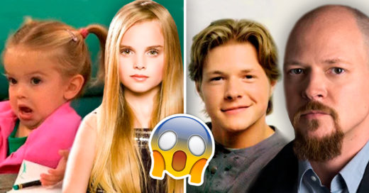 Cover Actores de nuestras series de la juventud algunos cuantos años después