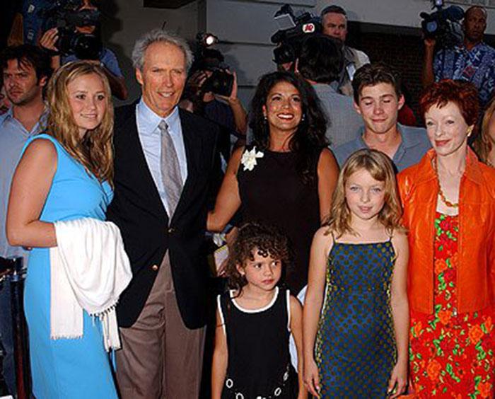Clint hijos familia numerosa