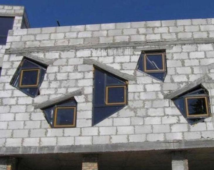 ventanas raras casa fail