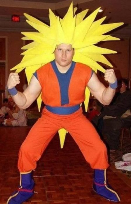 Goku fase SSJ3