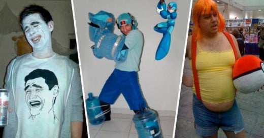 Cover Creativos cosplayers que resultaron ser un rotundo fail