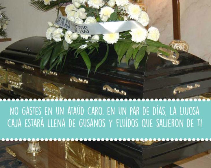 funeraria verdades