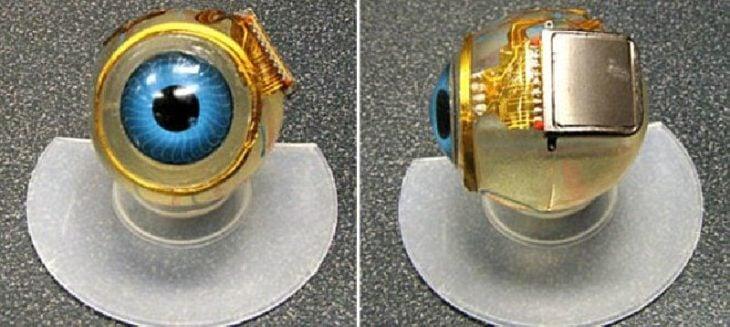 ojo bionico real