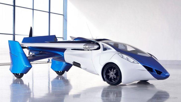 los coches voladores ahora son una realidad