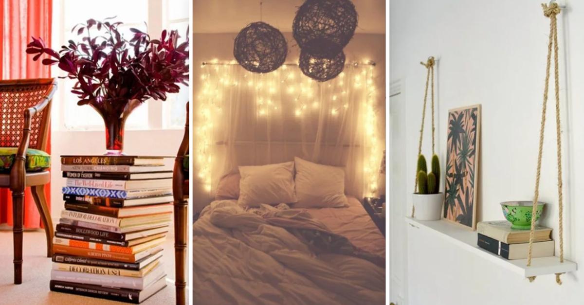15 ideas originales y econ micas para transformar tu casa - Ideas originales para tu casa ...