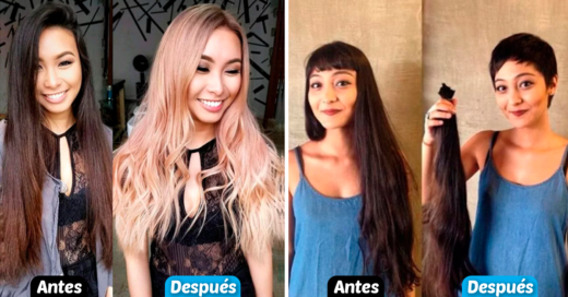 Cover Mujeres que cambiaron de look radicalmente