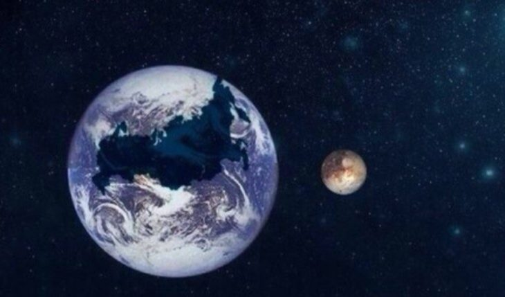 Rusia es más grande que Plutón