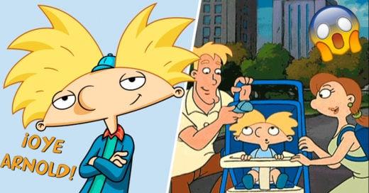 Cover Datos curiosos que no sabias sobre la caricatura ¡Oye Arnold!