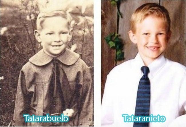 78 años de diferencia