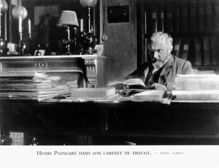 Jules Henri Poincaré, el primero en postular de manera oficial la relatividad