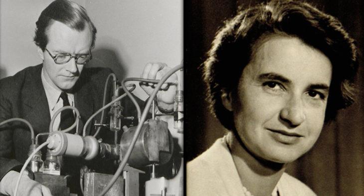 Rosalind Franklind la mujer en descubrir la doble hélice del ADN