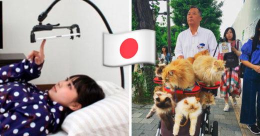 Cover inventos geniales que solo pueden provenir de Japón