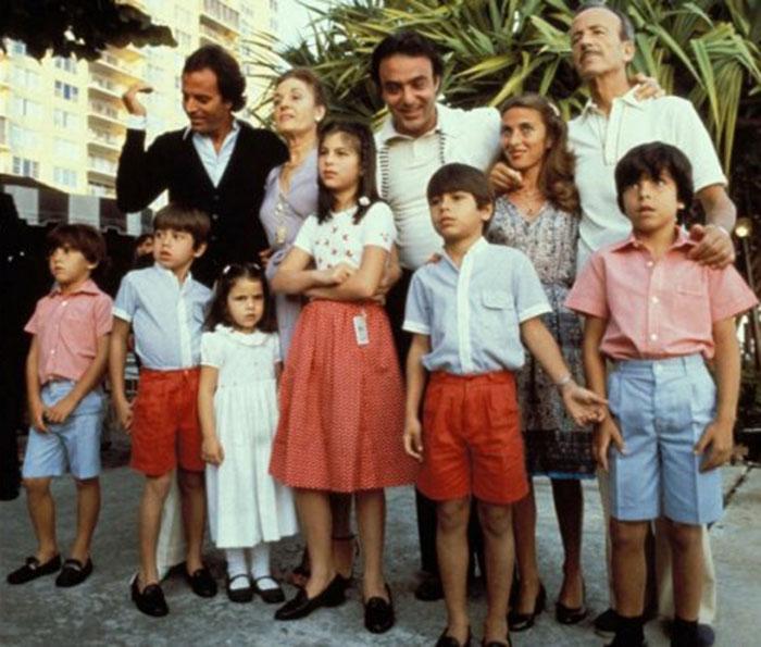 Julio Iglesias hijos