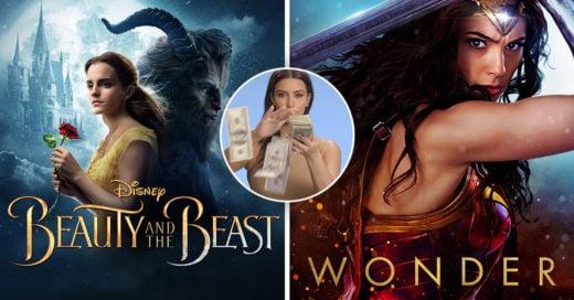 Cover Las 10 películas más taquilleras en lo que va del 2017