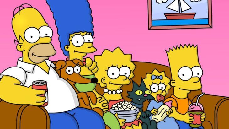 los simposon la mejor serie animada