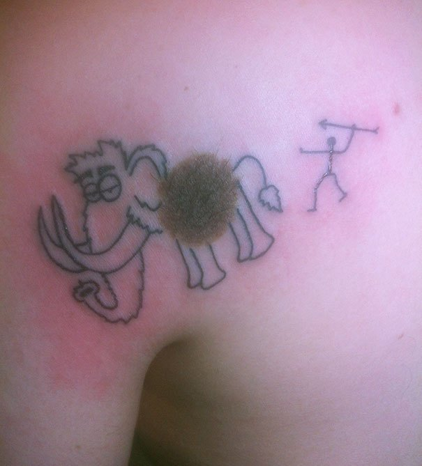 Cazando al mamut