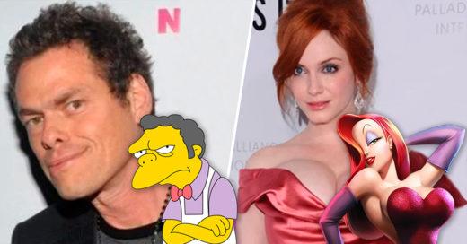 Cover Personas que son el doble perfecto de algunos dibujos animados