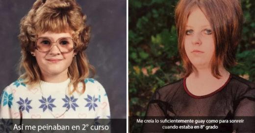 Cover Vergonzosas fotos que a cualquier adolescente le hubiera dado pena compartir