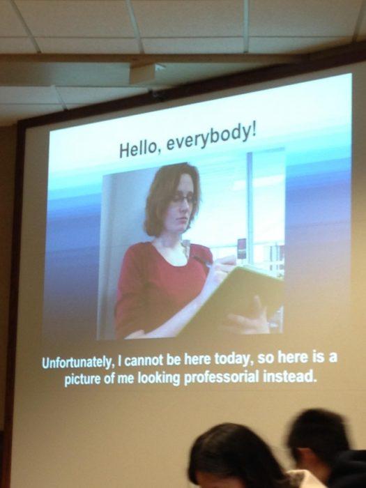 Maestra ausente dejó mensaje a sus alumnos