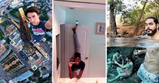 Cover Personas que llevaron las selfies a otro nivel