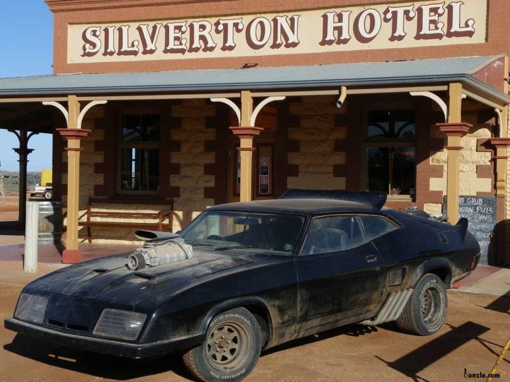 silverton hotel usado para la pelicula mad max