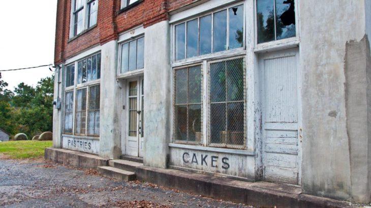 Distrito 12 de los juegos del hambre abandonado