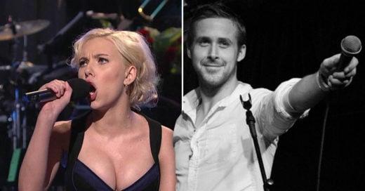 Cover Actores que cantan y probablemente tu no lo sabías