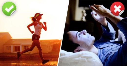 Cover Consejos que cambiarán tu manera de dormir