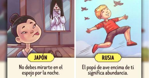 Cover Supersticiones de todo el mundo que no tienen lógica, pero aun así seguimos creyendo en ellas